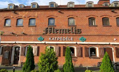 Castelul din Klaipeda