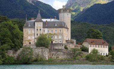 Castelul Medieval din Annecy