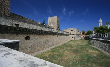 Castelul Normanno Svevo din Bari