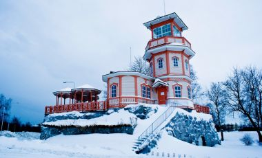Castelul din Oulu