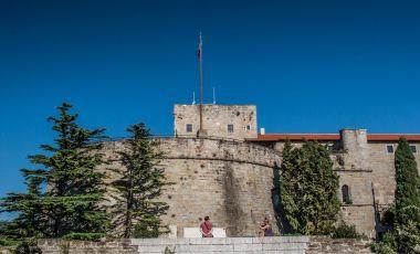 Castelul San Giusto din Trieste