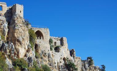 Castelul Sf Ilarion din Kyrenia