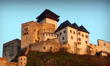 Castelul din Trencin