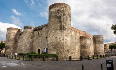 Castelul Ursino din Catania