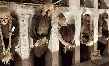 Catacombele Capucinilor din Palermo