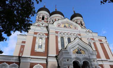 Catedrala Alexandru Nevski din Tallinn