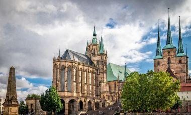 Catedrala Sfanta Fecioara Maria din Erfurt