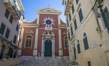 Catedrala Sfanta Teodora Augusta din Insula Corfu