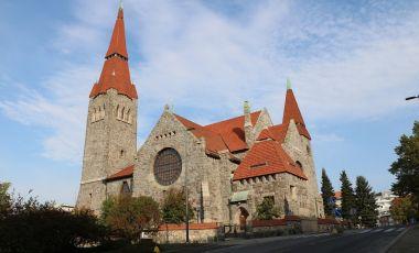 Catedrala Orasului Tampere