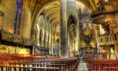 Catedrala Saint Etienne din Toulouse