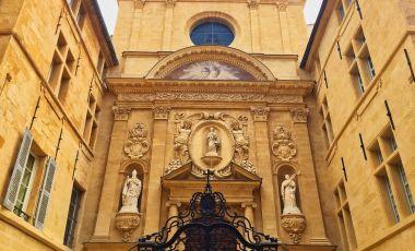 Catedrala Saint Sauveur din Aix En Provence