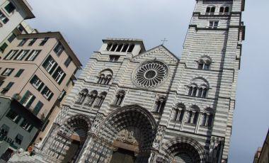 Catedrala San Lorenzo din Genova