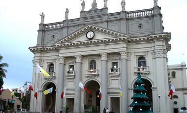 Catedrala Santa Lucia din Colombo
