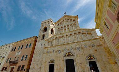 Catedrala Santa Maria din Cagliari