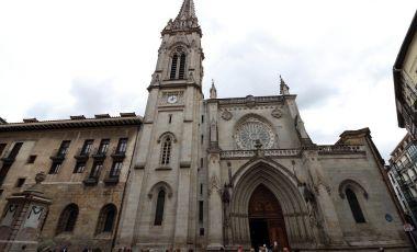 Catedrala Santiago din Bilbao