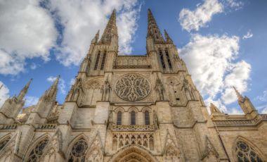 Catedrala Sfantul Andrei din Bordeaux