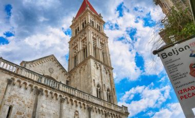 Catedrala Sfantul Laurentiu din Trogir
