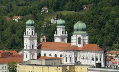 Catedrala Sfantul Stefan din Passau