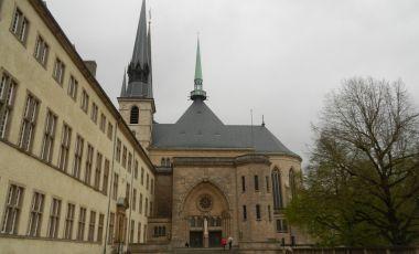 Catedrala Notre Dame din Luxemburg