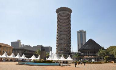 Centrul de Conferinta Kenyetta din Nairobi