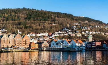 Centrul Istoric din Bergen