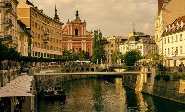 Centrul Istoric din Ljubljana