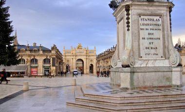 Centrul Istoric din Nancy