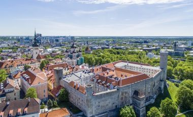Centrul Istoric Medieval din Tallinn