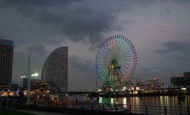 Centrul Spa Manyo Club din Yokohama