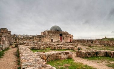 Cetatea din Amman