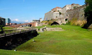 Cetatea Priamar din Savona
