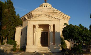 Cimitirul Manastirii din Cavtat