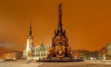 Coloana Sfanta Treime din Olomouc