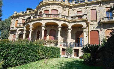 Castelul Devachan din San Remo