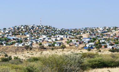 Districtul Katutura din Windhoek