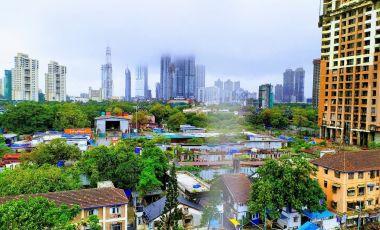 Districtul Malabar Hill din Mumbai