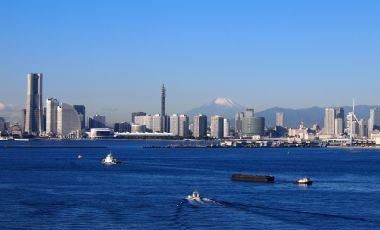 Districtul Minato Mirai 21 din Yokohama