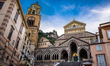 Catedrala Sant' Andrea din Amalfi