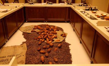 Fabrica de Ciocolata Perugina din Perugia