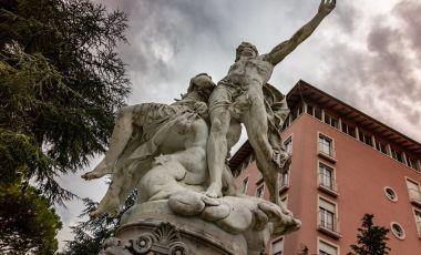 Fantana Helios si Selena din Opatija