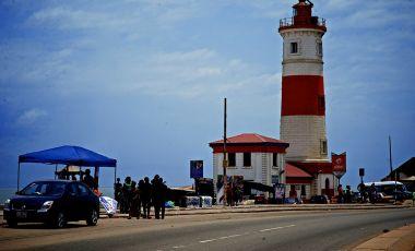 Farul din Accra