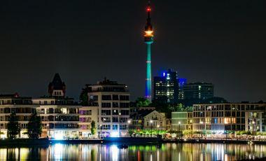 Turnul Florianturm din Dortmund