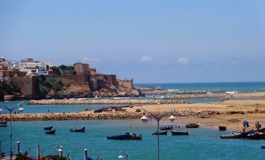 Fortareata Oudaias din Rabat