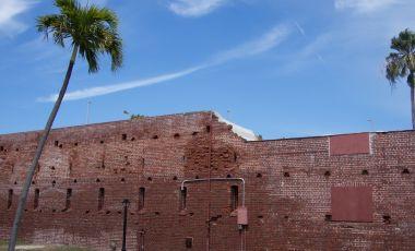 Fortul East Martello din Key West