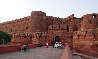 Fortul Rosu din Agra