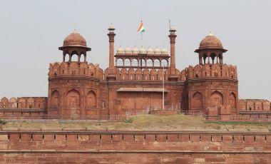 Fortul Rosu din New Delhi