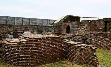 Fortul Sumter din Charleston