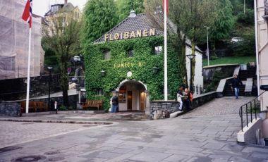Funicularul din Bergen
