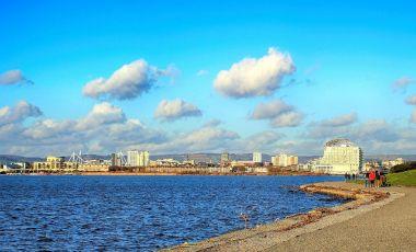 Golful din Cardiff