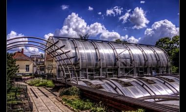 Gradina Botanica din Brno